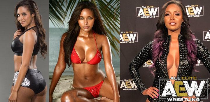 Most sexy AEW divas (wrestlers) on Instagram