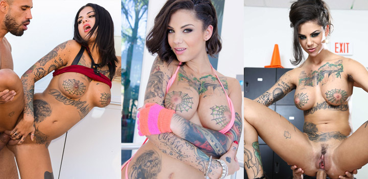 Tattoos of porn stars pics and galleries