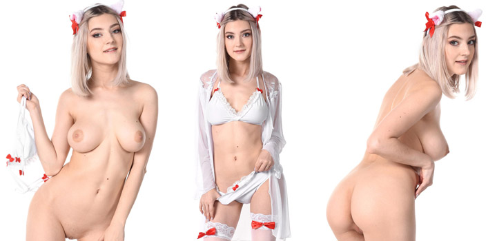 Most sexy stripping nurses cosplayed by famous pornstars