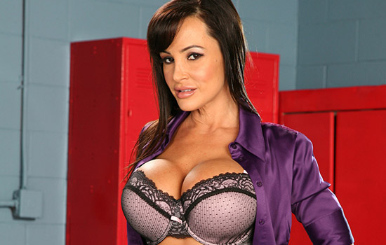 LISA ANN on social media
