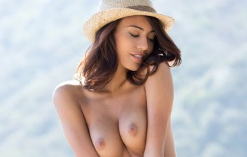 Pornstar Janice Griffith on social media