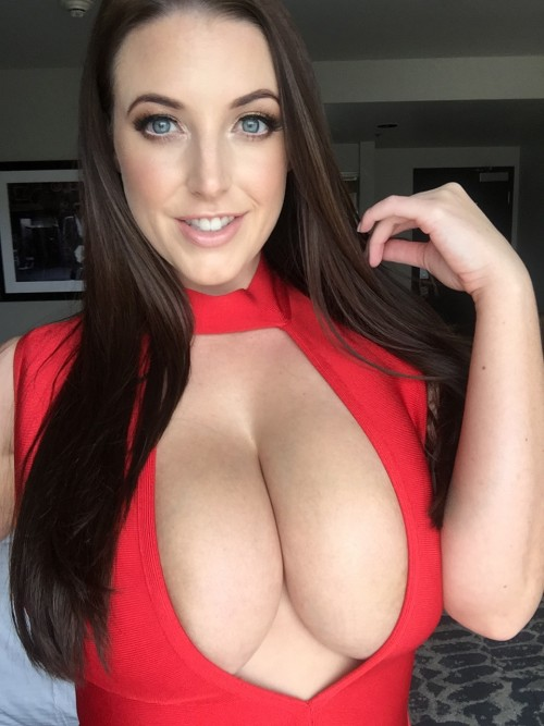 ANGELA WHITE sexy snaps and nude selfies